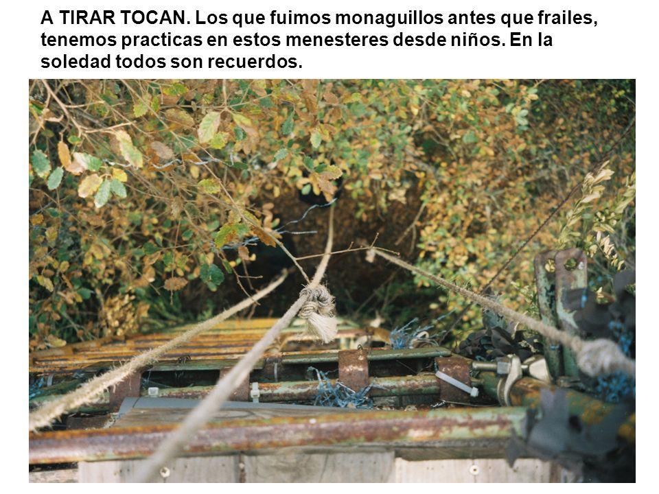 A TIRAR TOCAN.
