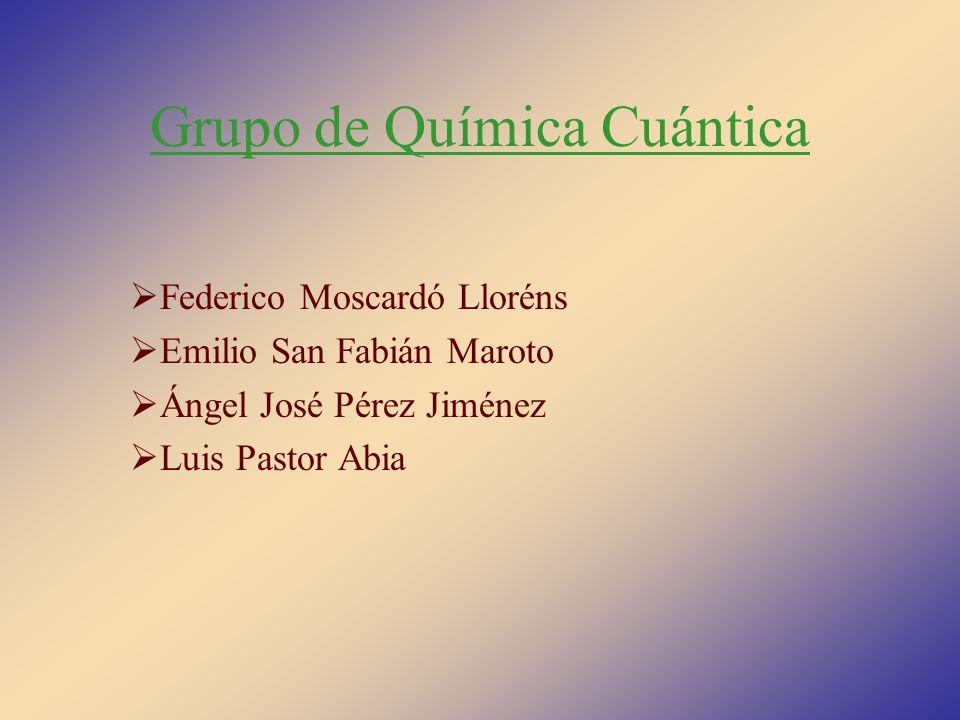 Grupo de Química Cuántica