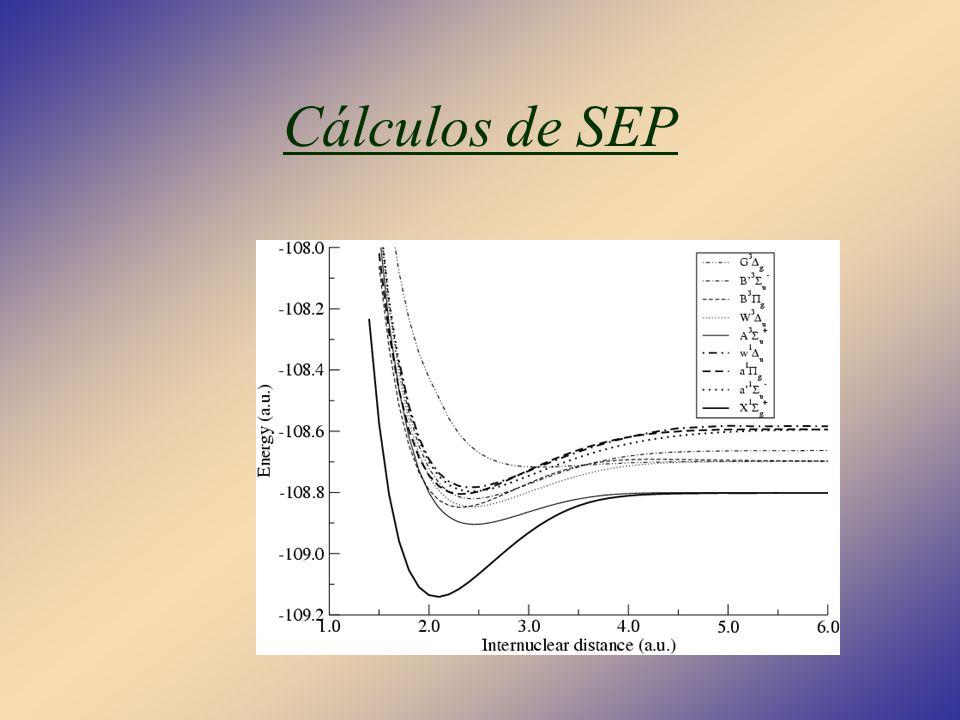 Cálculos de SEP