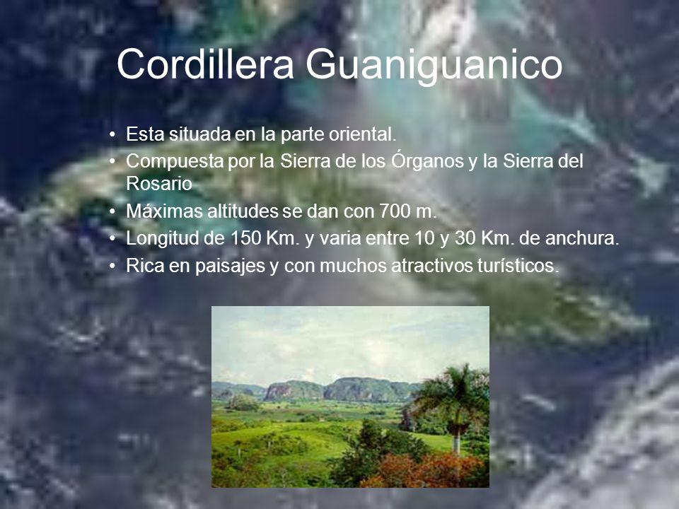 Cordillera Guaniguanico