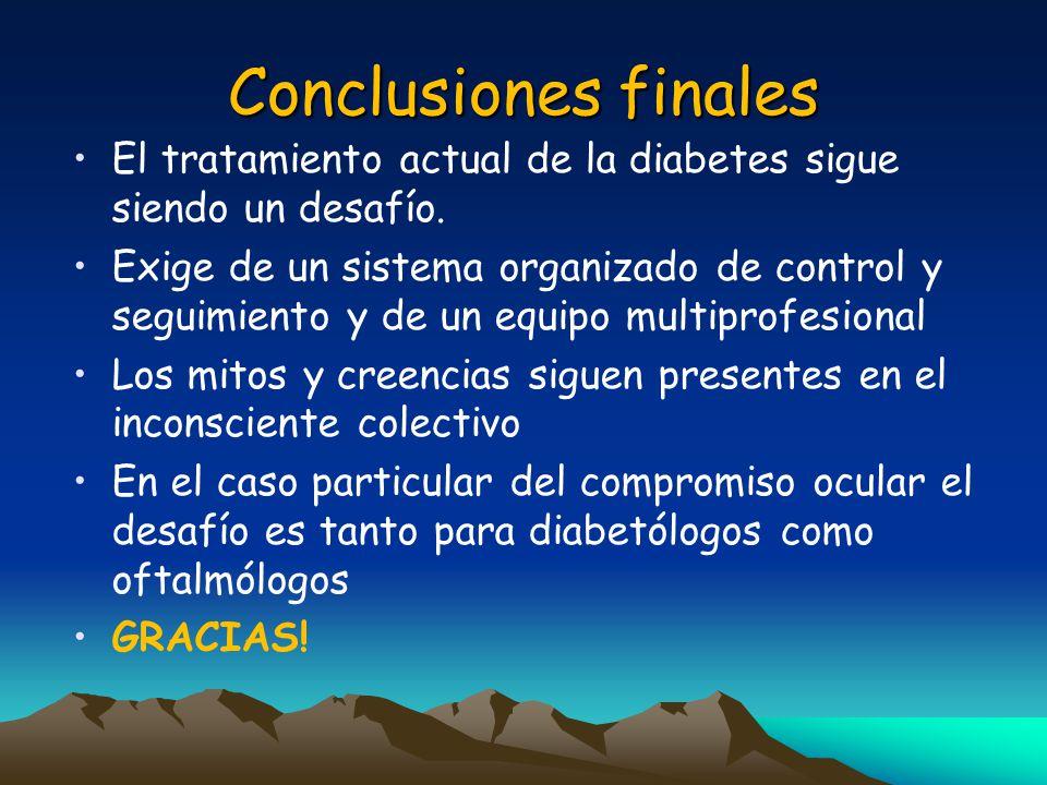Tratamiento de la Diabetes 2012 ¿Algo realmente nuevo