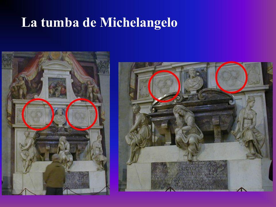 La tumba de Michelangelo