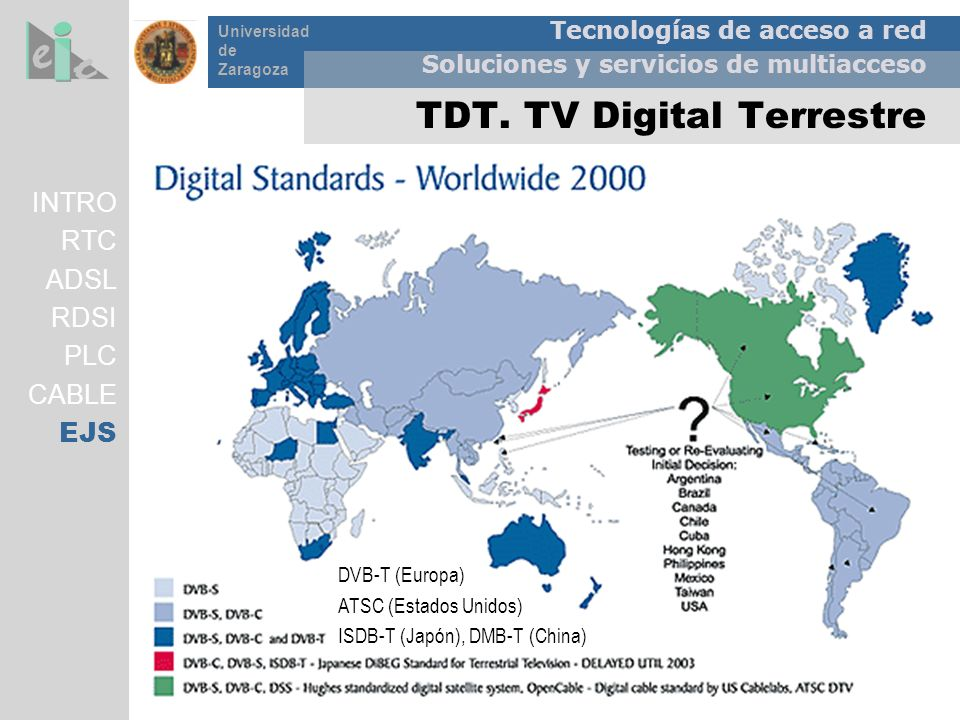 TDT. TV Digital Terrestre