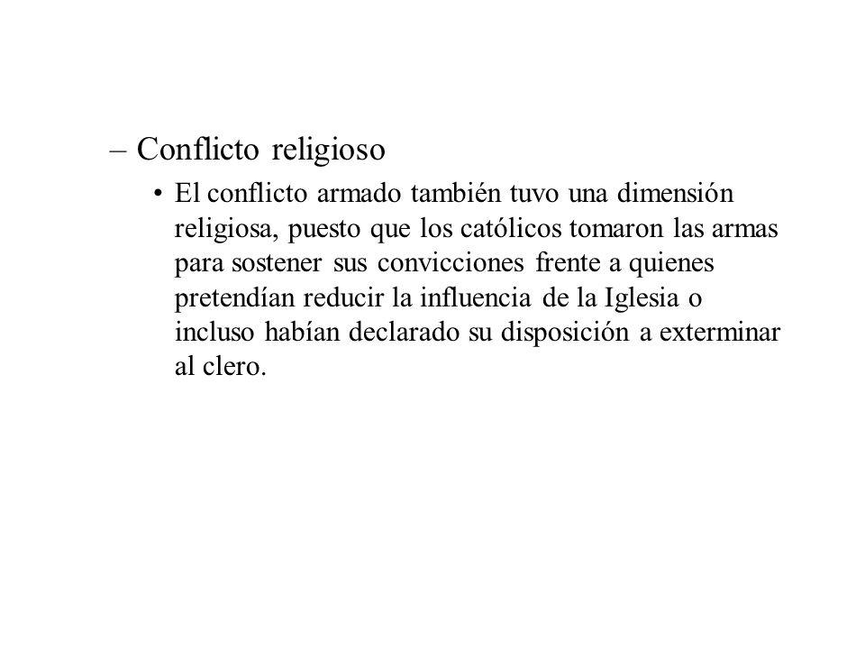 Conflicto religioso