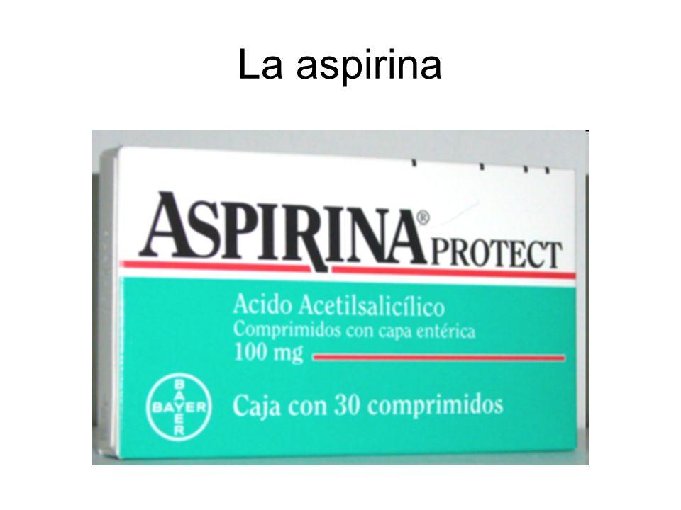 La aspirina