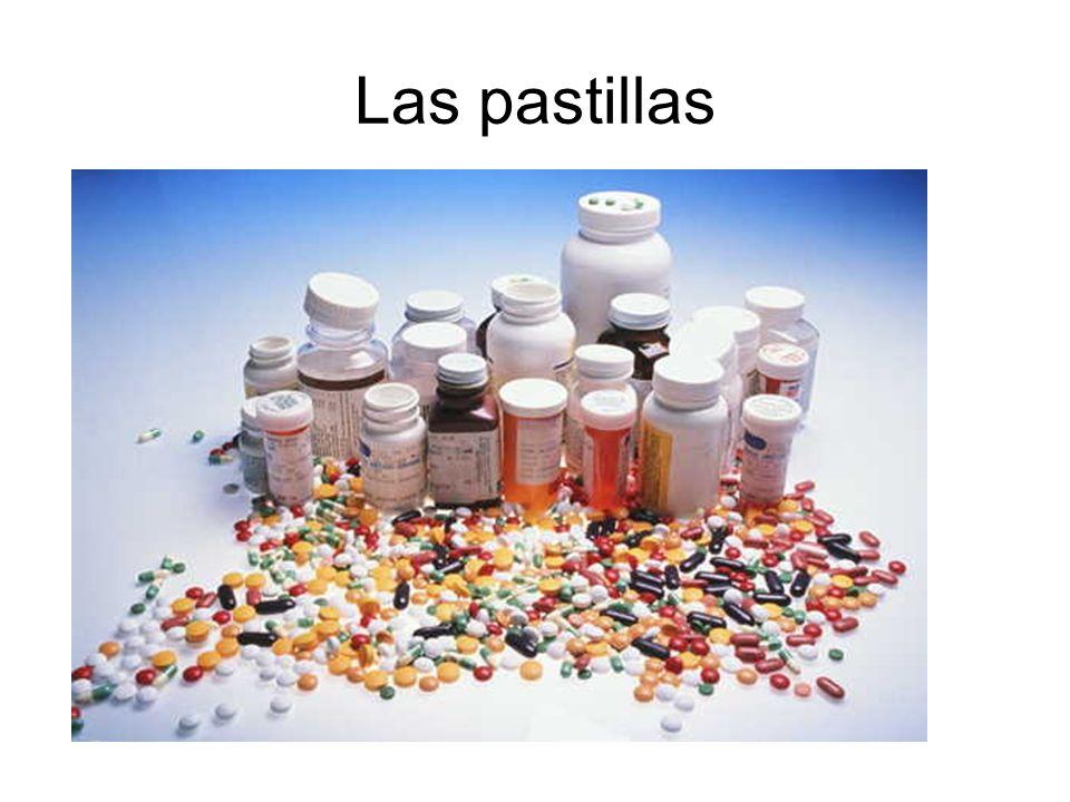 Las pastillas