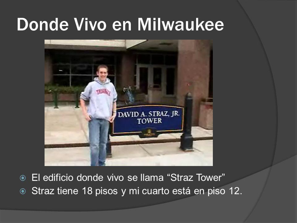 Donde Vivo en Milwaukee