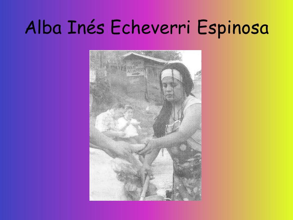 Alba Inés Echeverri Espinosa