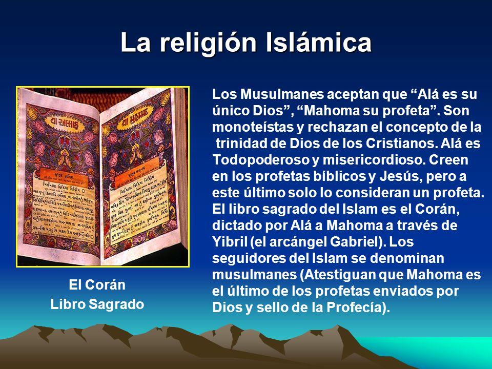 Mahoma y el islam aprendizajes esperados ppt descargar - Que es el corian ...