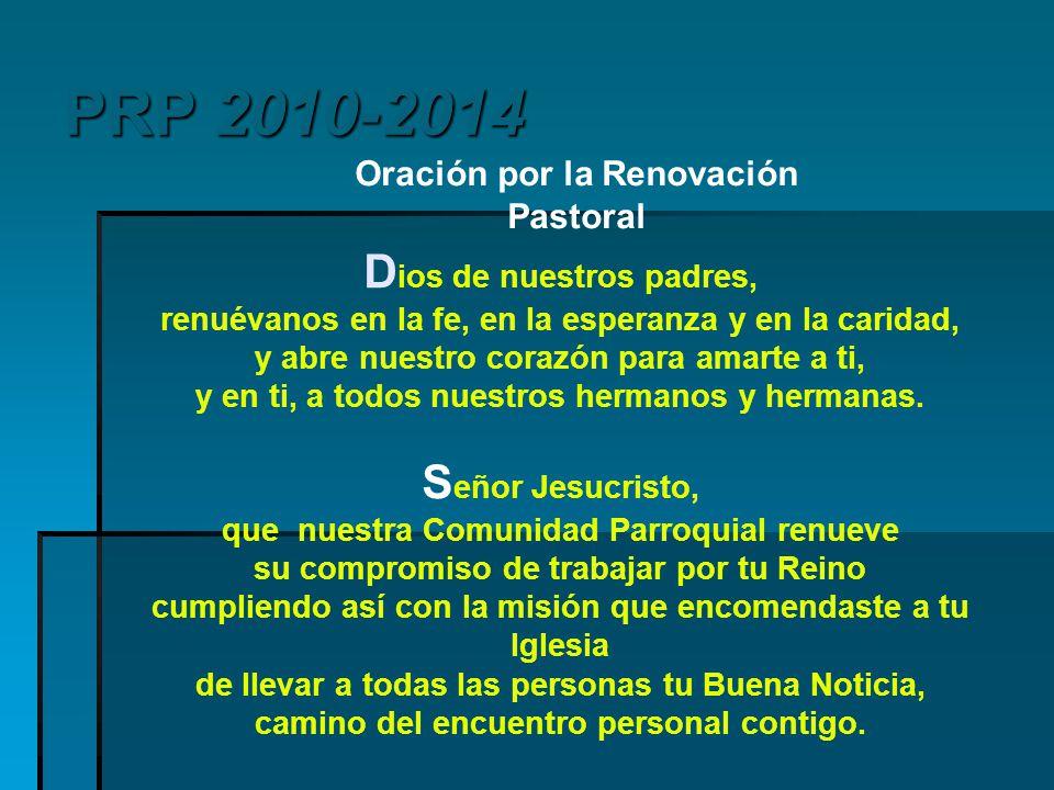proyecto de renovaci n pastoral ppt descargar On renovacion de la habitacion de los padres