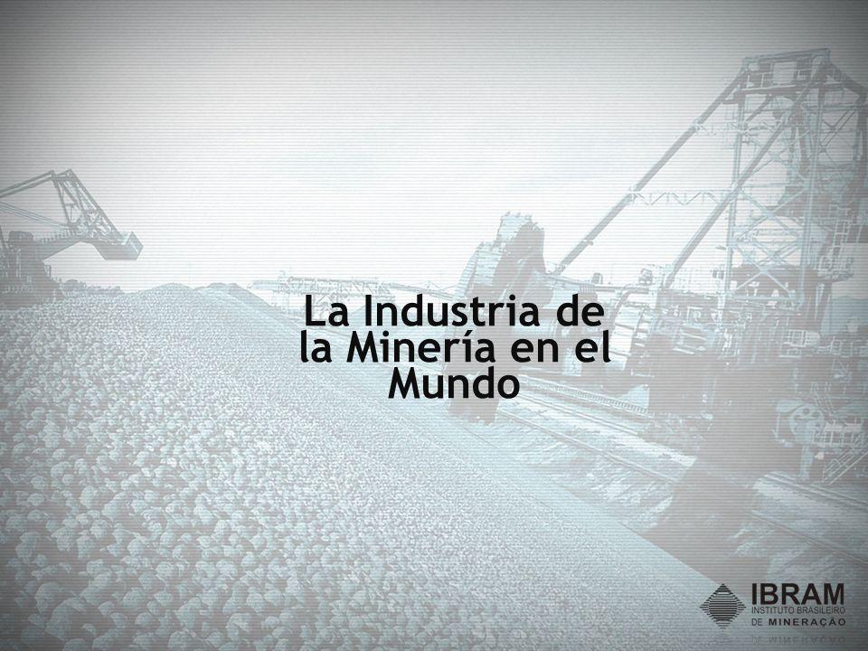 La Industria de la Minería en el Mundo