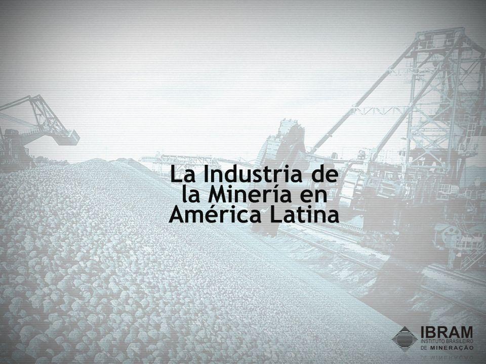 La Industria de la Minería en América Latina