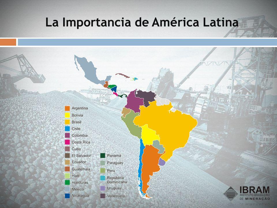 La Importancia de América Latina