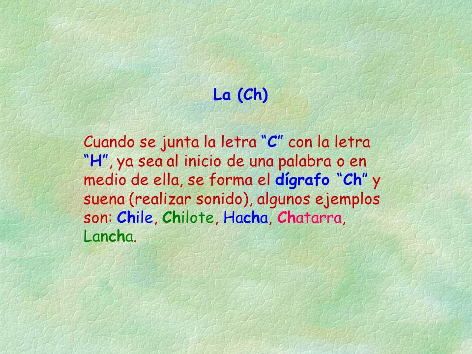 La (Ch)