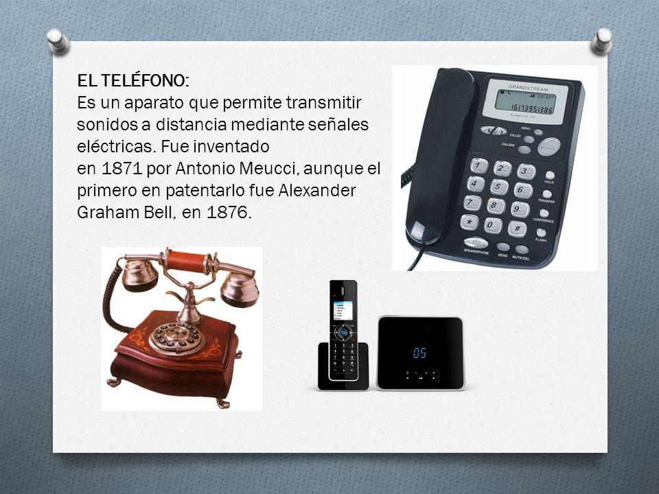 EL TELÉFONO:
