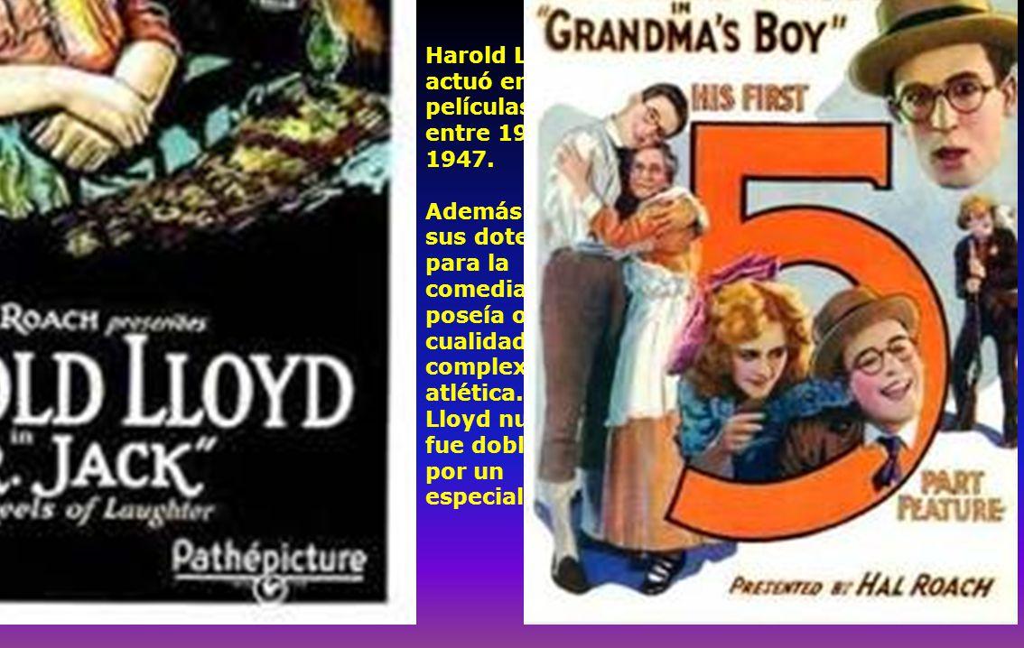 Harold lloyd el hombre mosca online dating 1