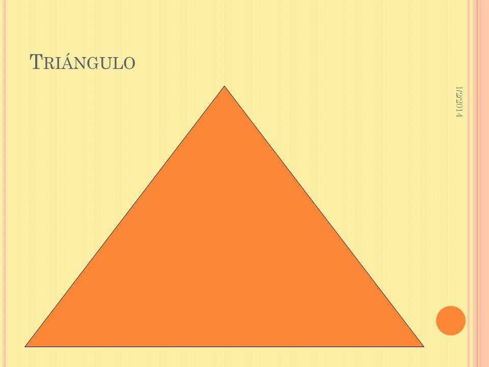 Triángulo 3/23/2017