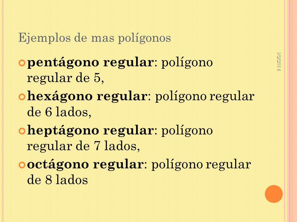 Ejemplos de mas polígonos