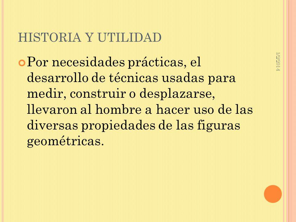 HISTORIA Y UTILIDAD 3/23/2017.