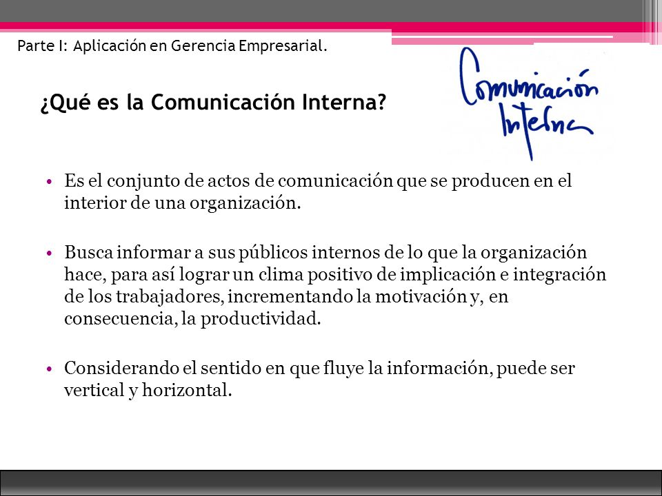 gerencia de la comunicacion essay La especialización en comunicación estratégica de marca en entornos digitales  reúne todos los beneficios de la comunicación, la estrategia publicitaria de la.