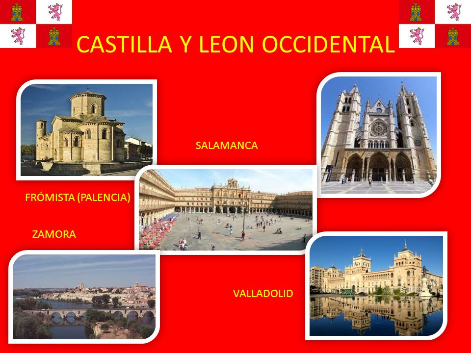 CASTILLA Y LEON OCCIDENTAL