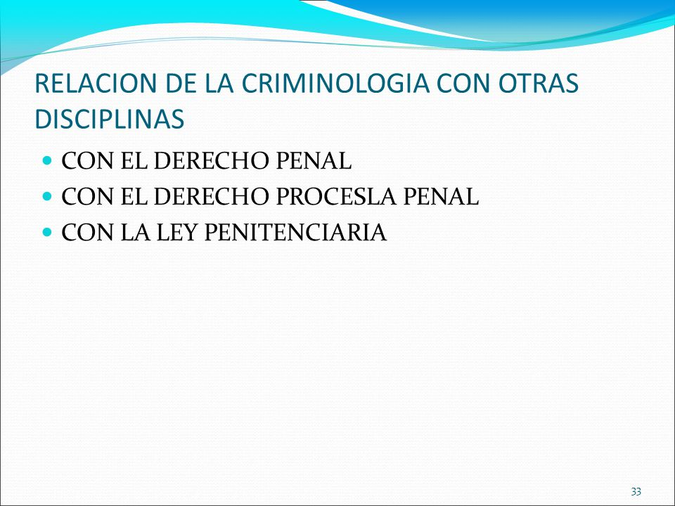 Descripcion de la asignatura ppt descargar for Ley penitenciaria