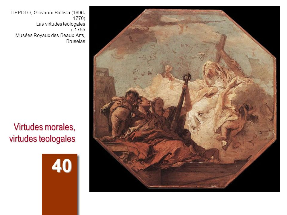 Virtudes morales, virtudes teologales