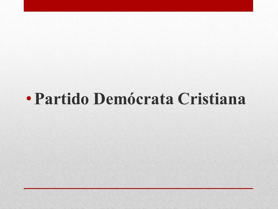 Partido Demócrata Cristiana