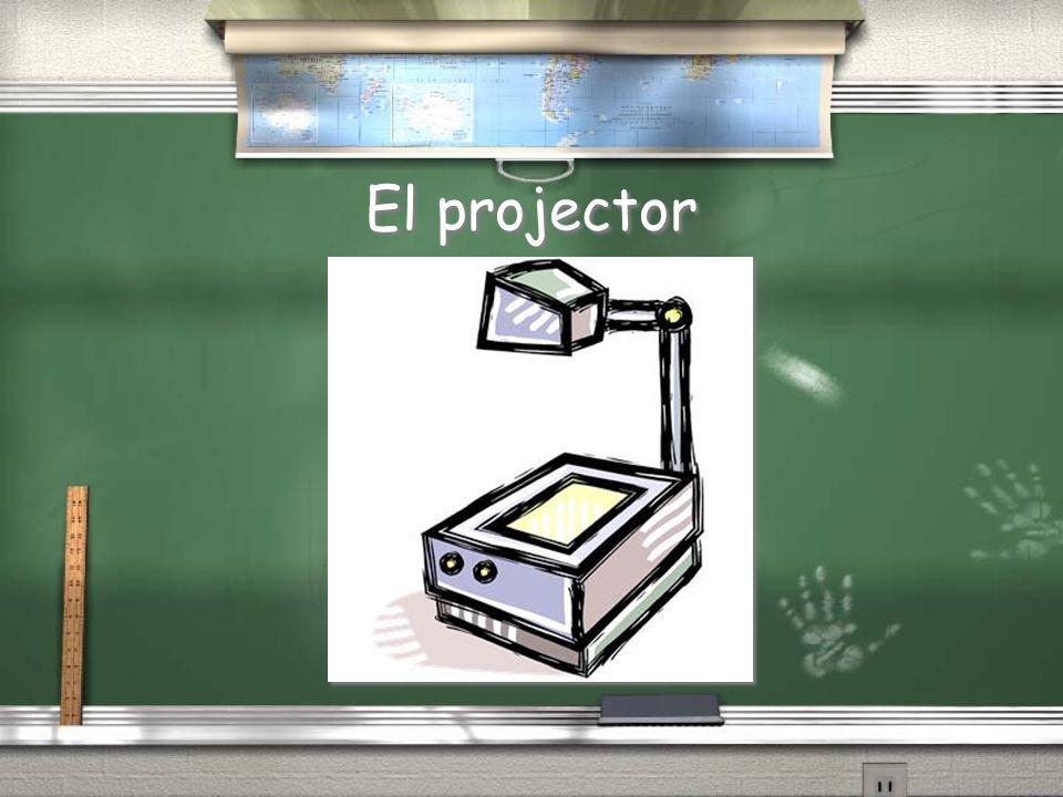 El projector