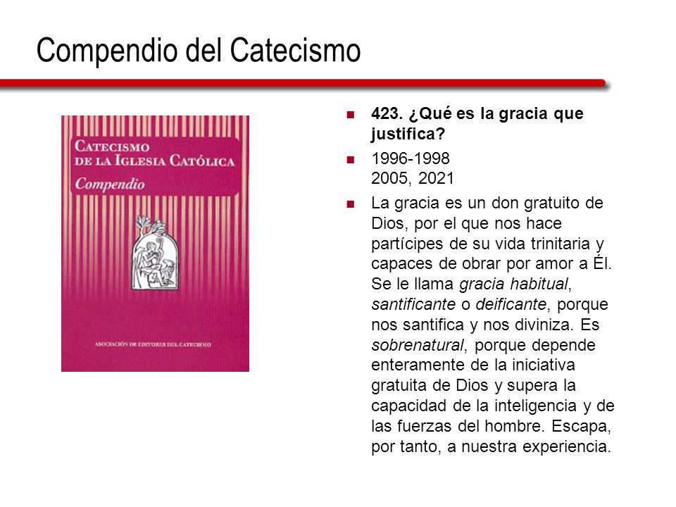 Compendio del Catecismo