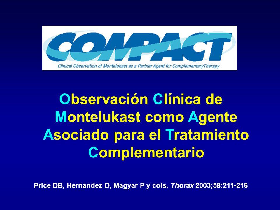 Price DB, Hernandez D, Magyar P y cols. Thorax 2003;58:211-216