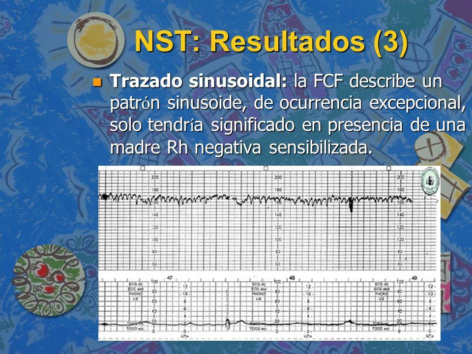 NST: Resultados (3)