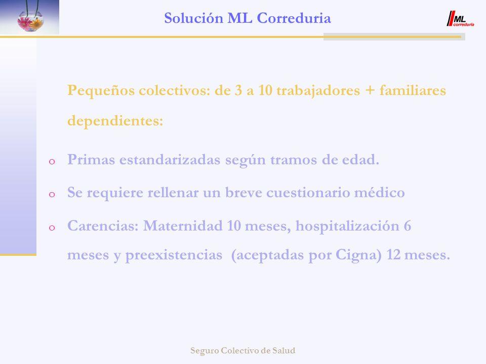 Solución ML Correduria