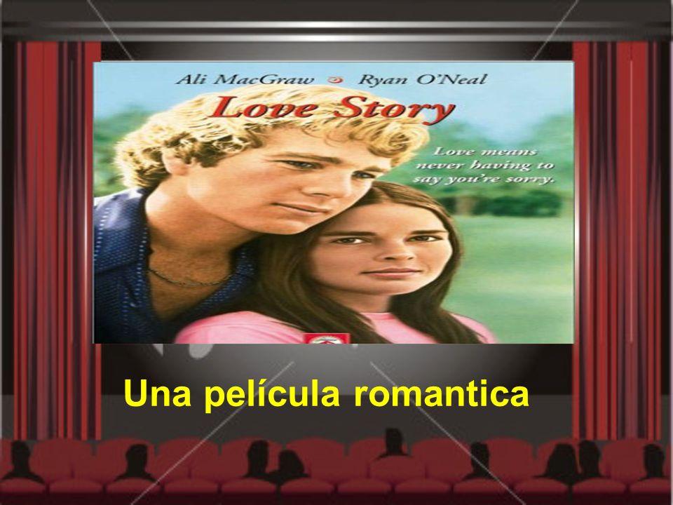 Una película romantica