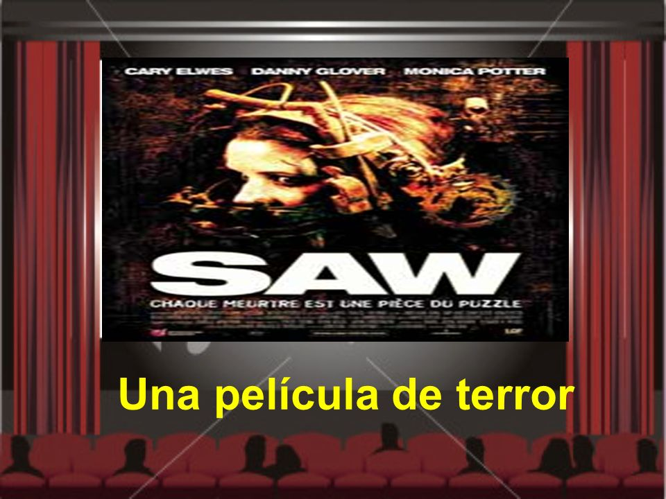 Una película de terror