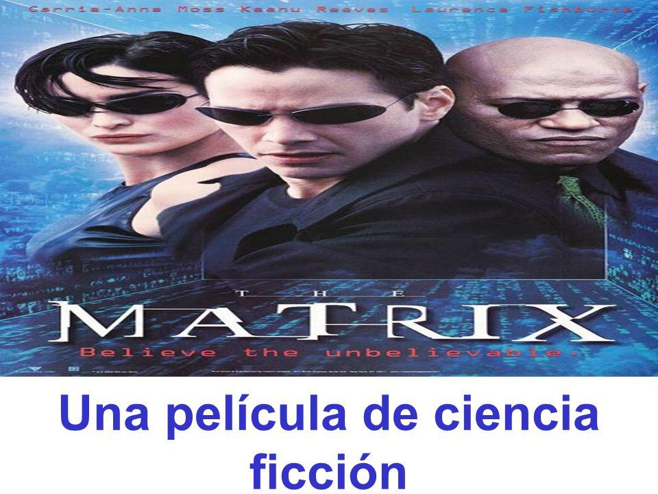 Una película de ciencia ficción