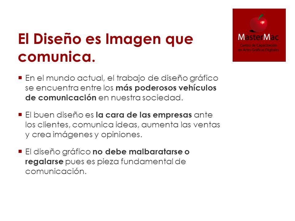 El Diseño es Imagen que comunica.