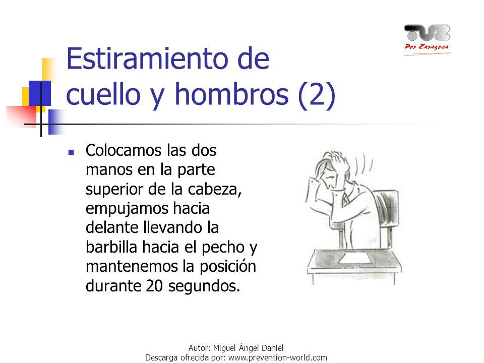Estiramiento de cuello y hombros (2)