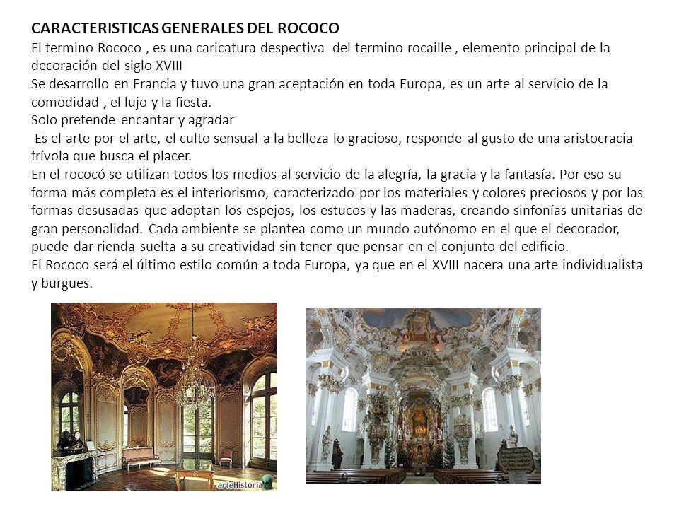 El Arte Barroco Rococo Arquitectura Ppt Descargar