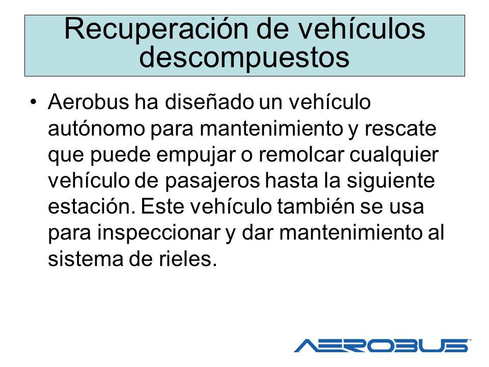 Recuperación de vehículos descompuestos