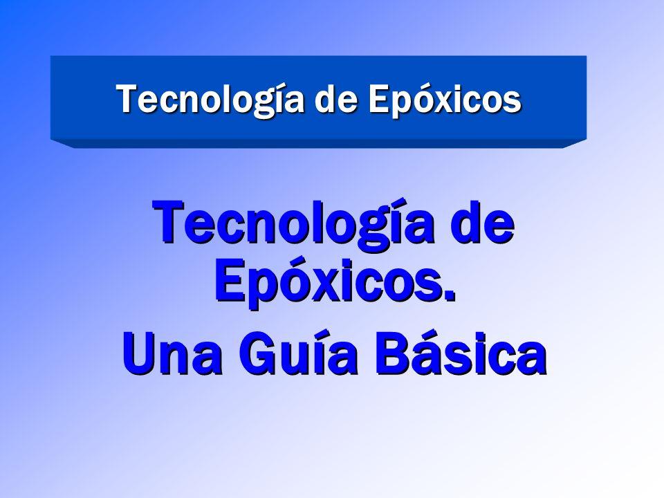 Tecnología de Epóxicos