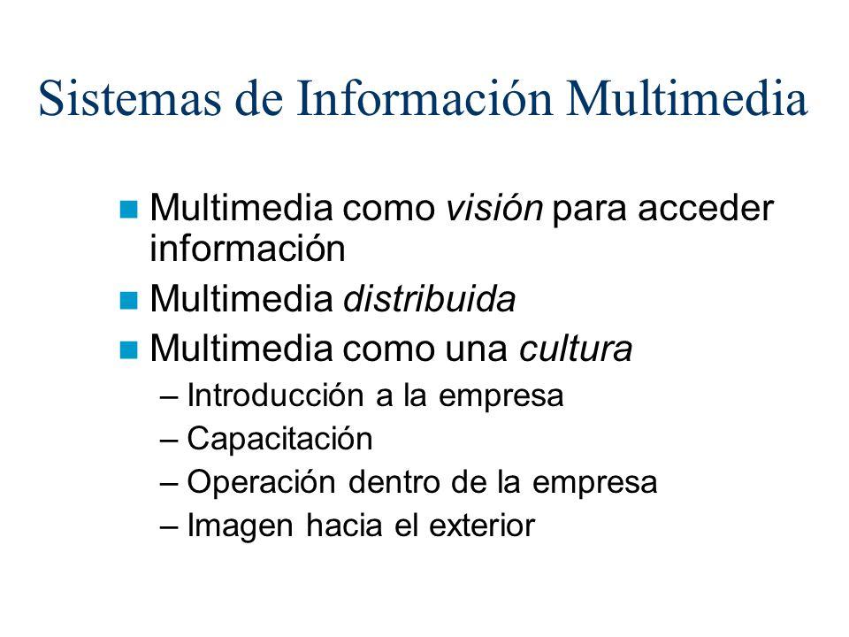 Sistemas de Información Multimedia
