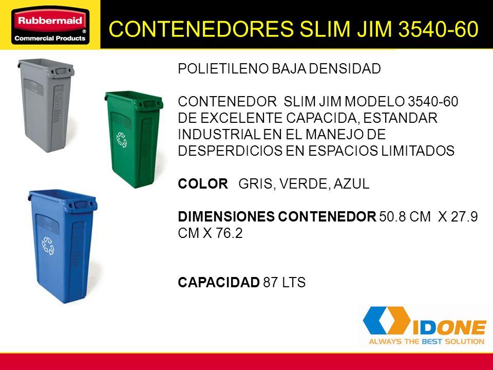 CONTENEDORES SLIM JIM 3540-60