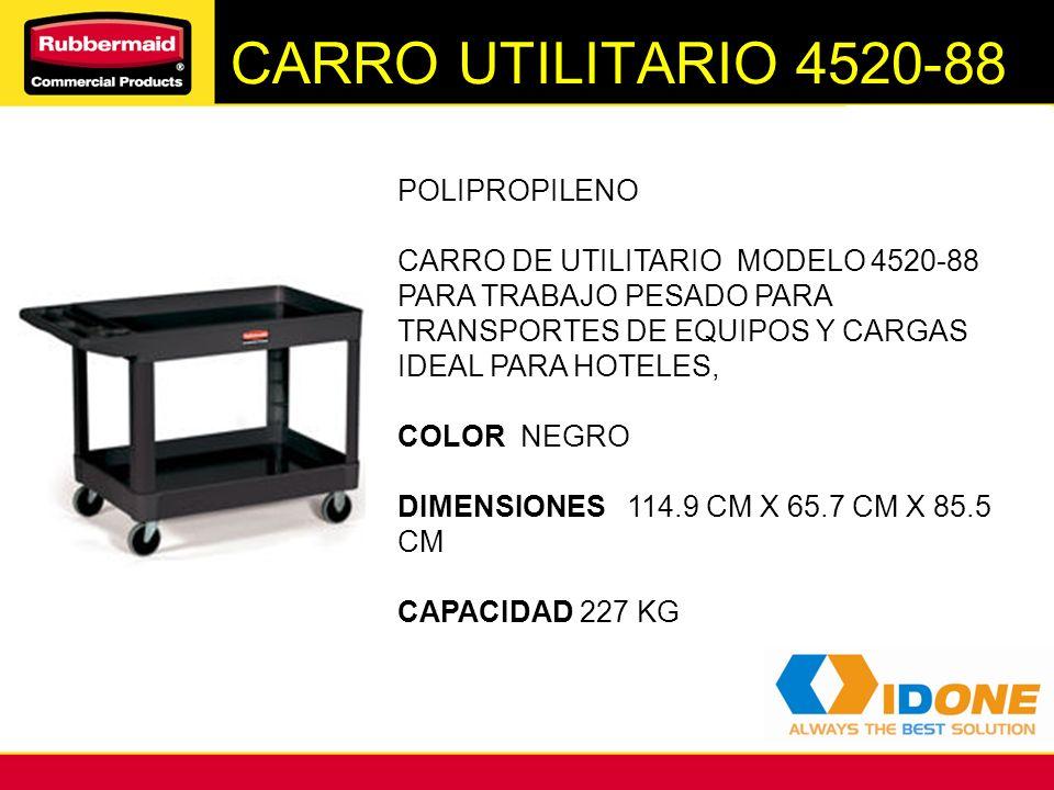 CARRO UTILITARIO 4520-88 POLIPROPILENO