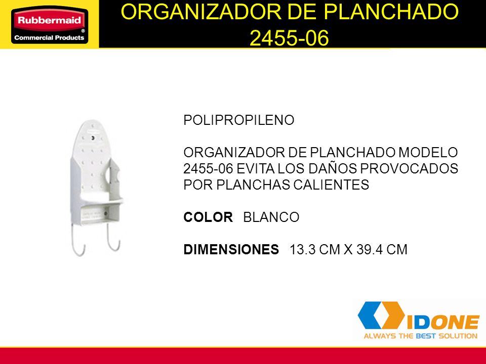 ORGANIZADOR DE PLANCHADO 2455-06