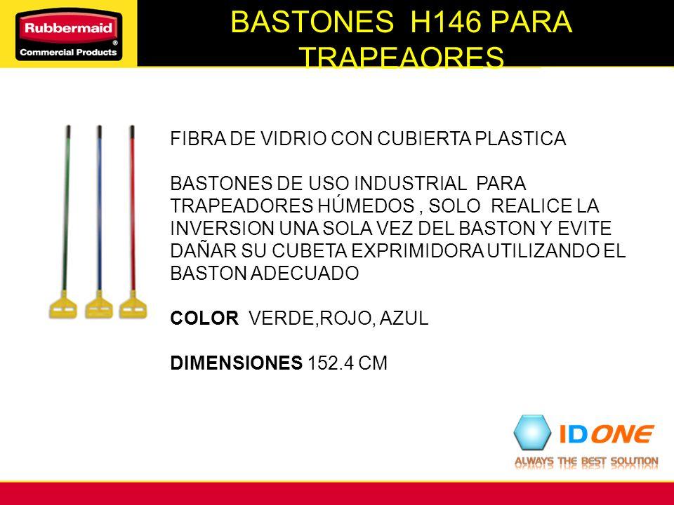 BASTONES H146 PARA TRAPEAORES