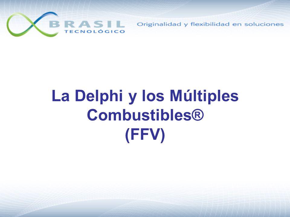 La Delphi y los Múltiples Combustibles®