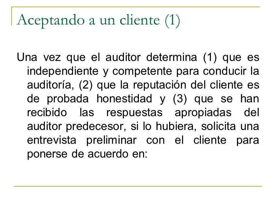 Aceptando a un cliente (1)