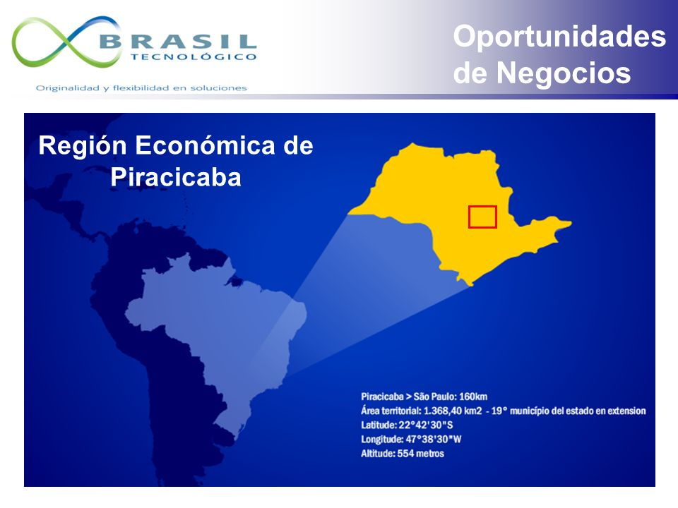 Región Económica de Piracicaba
