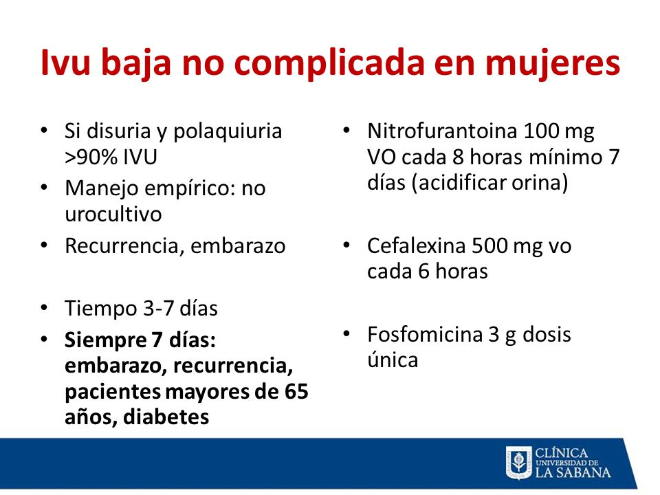 Infección de Vías Urinarias - ppt video online descargar